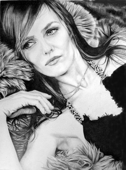 Vanessa Paradis by Domine